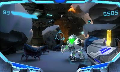 metroid prime federation force nintendo 3ds  1