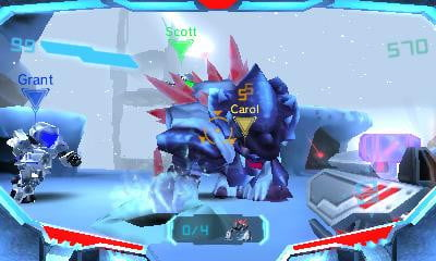 metroid prime federation force nintendo 3ds  10