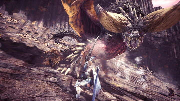 How To Pick The Right Weapon In Monster Hunter World Digital Trends