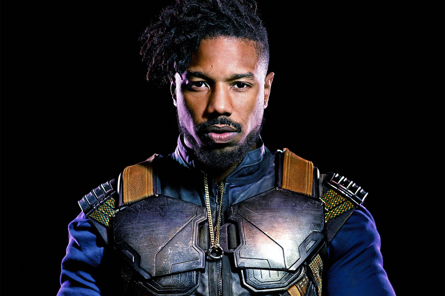 18478eac609 Michael B. Jordan Talks About Breaking Bad for Marvel s  Black Panther