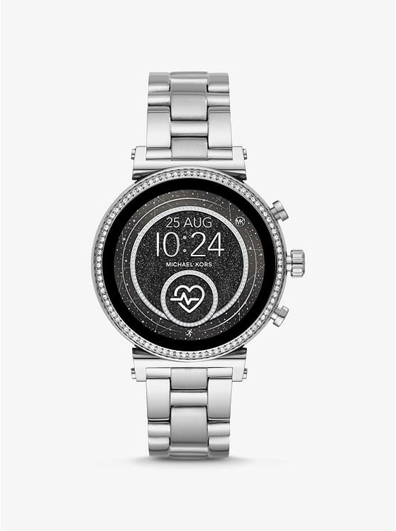 Michael Kors updates its Sofie smartwatch, but still uses a processor from 2016
