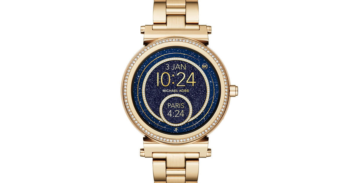 Michael Kors Access Sofie Smartwatch Review Digital Trends