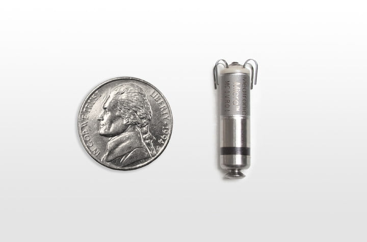 The world's tiniest pacemaker is no bigger than a vitamin, and it was just approved by the FDA