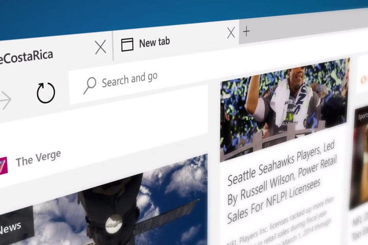 Accessing Internet Explorer will soon be as easy as launching a new Edge browser tab