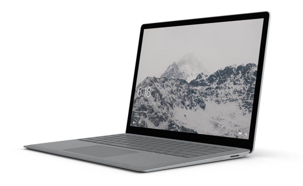 Microsoft Surface Laptop Review: A New Breed of PC ...