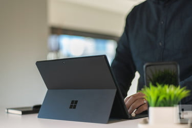 Surface Pro 6 vs  Surface Book 2: Which Is Better? | Digital Trends