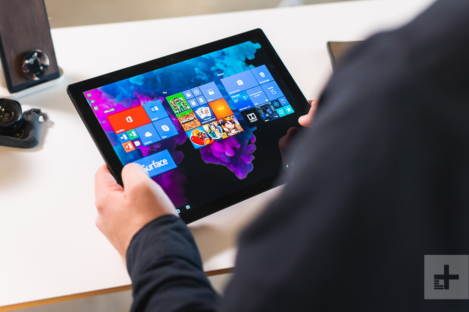 microsoft surface pro 3 tablet manual