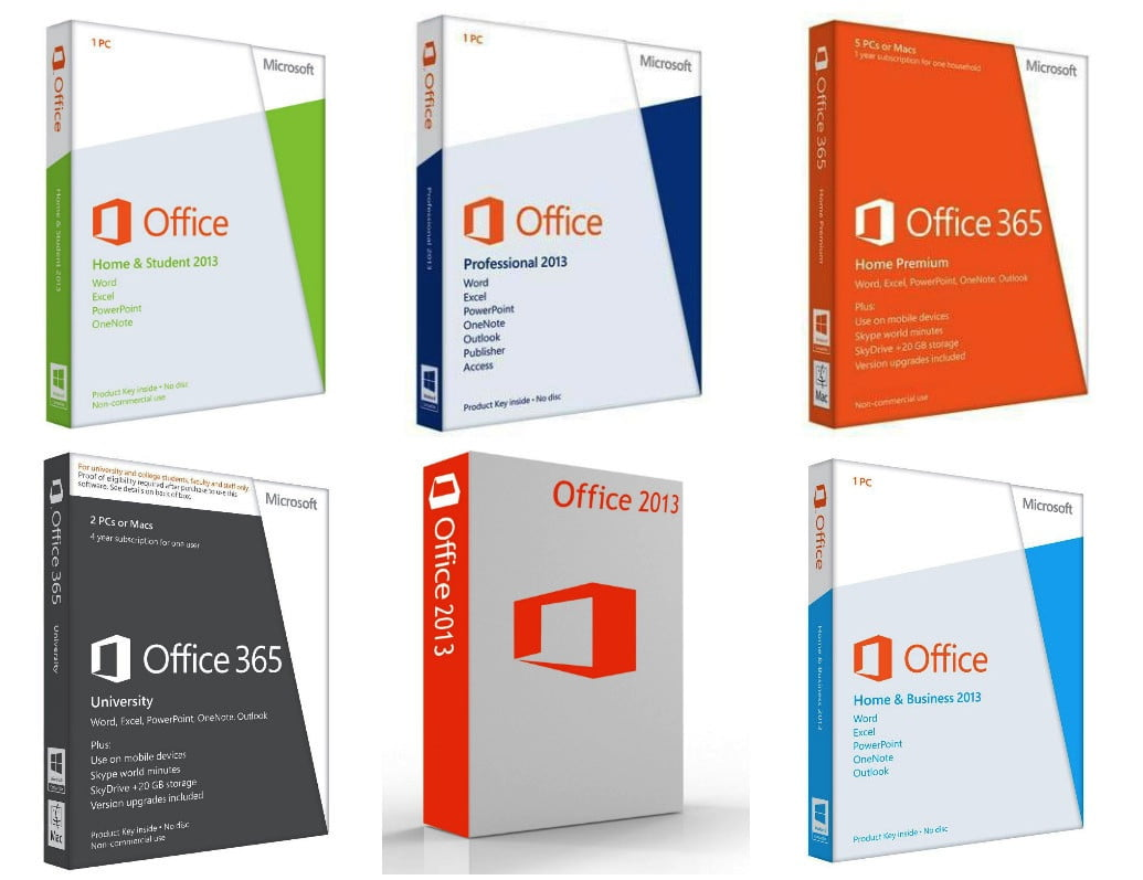 office 2013 & office 365: which version is right for you