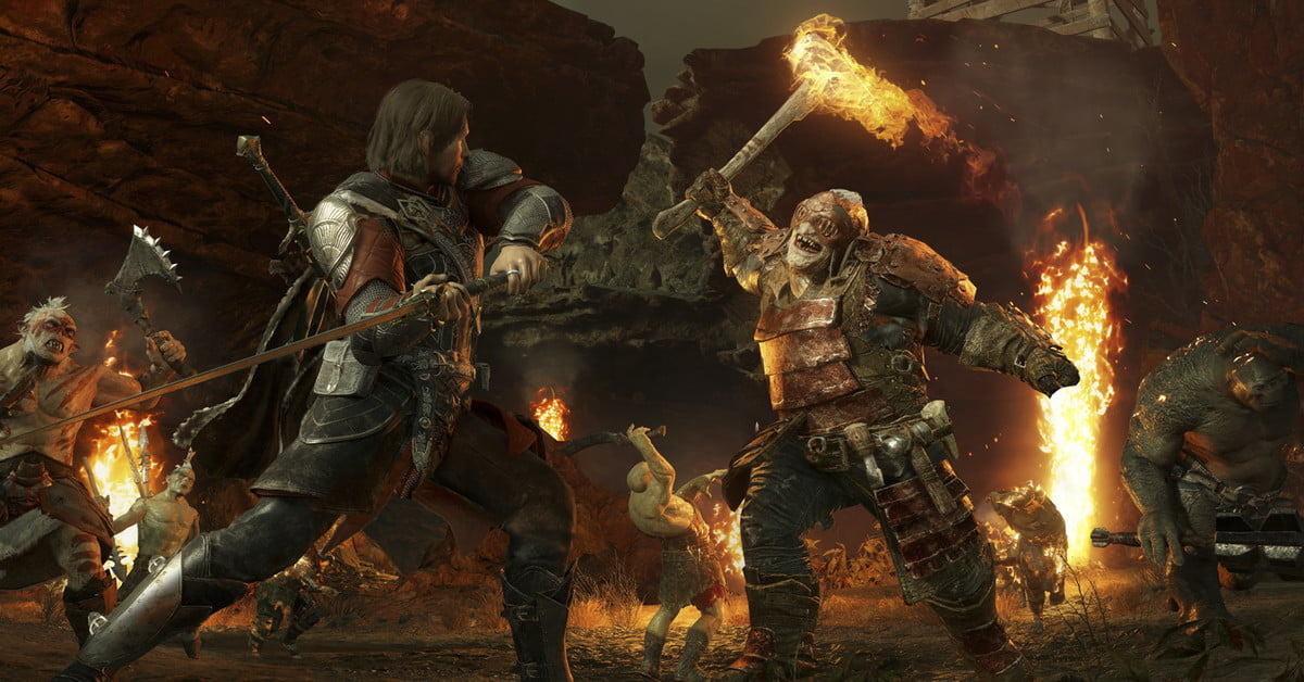 'Middle-earth: Shadow of War' update banishes all microtransactions