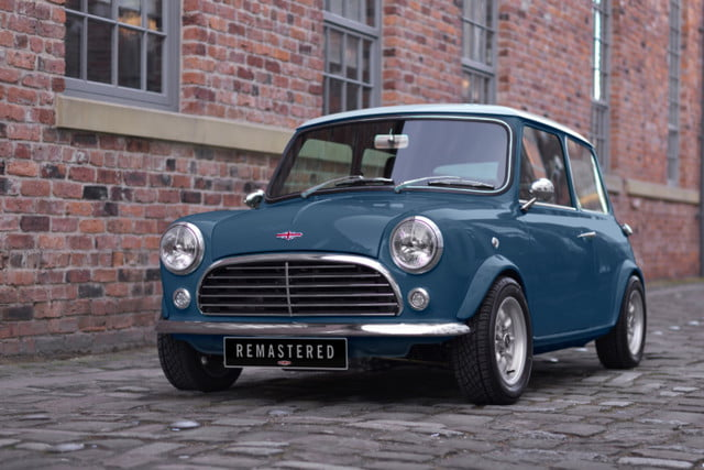 Mini Remastered by David Brown Automotive