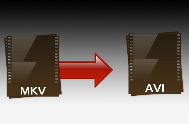 How to Convert MKV to AVI