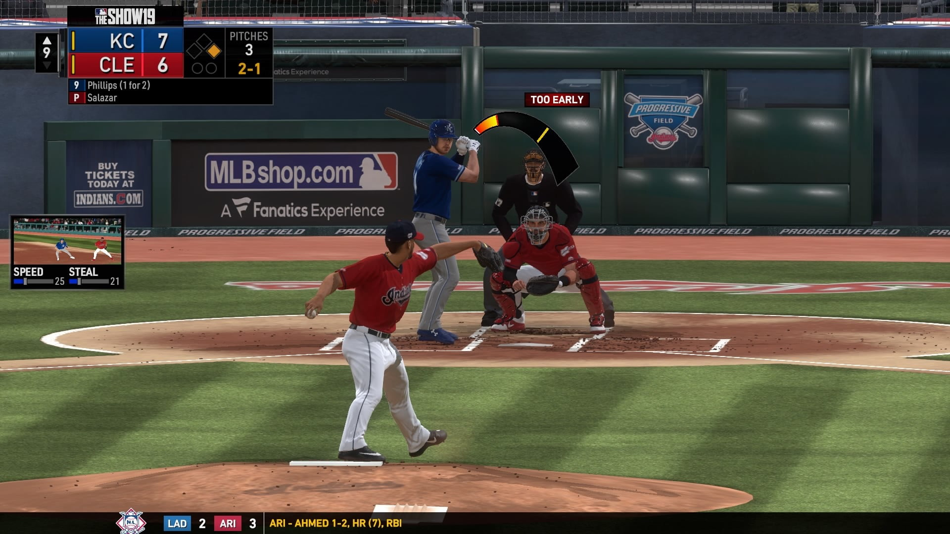 f6355d123 MLB The Show 19 Pitching and Fielding Guide  How to Dominate Batters ...