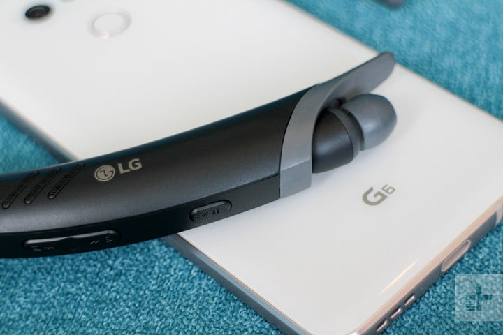Mobile Audio LG earbuds