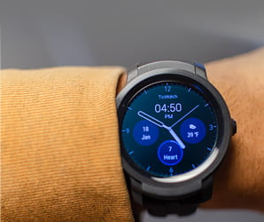 It may be basic, but the TicWatch E2 is all the smartwatch you need