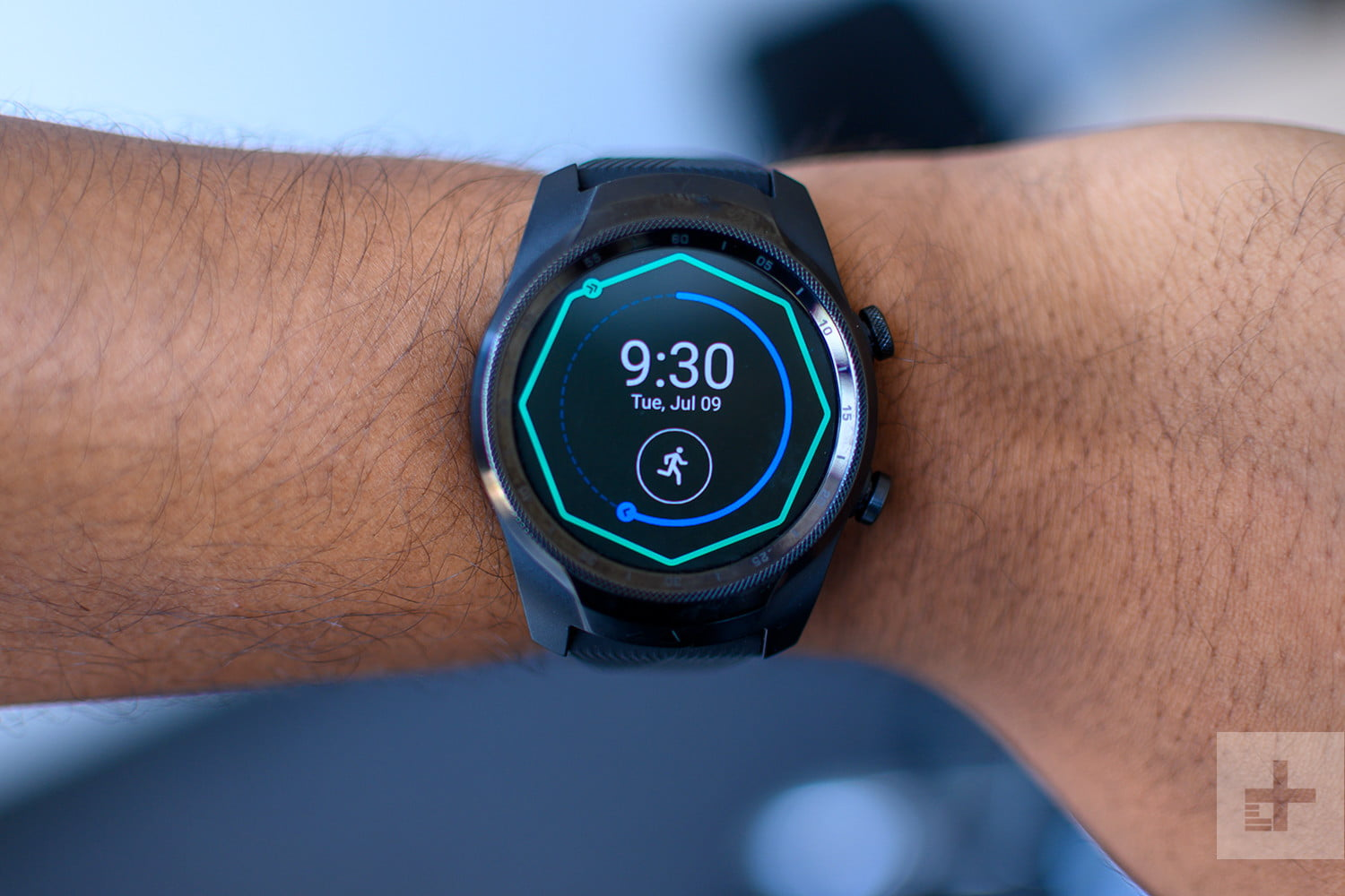 Mobvoi TicWatch Pro 4G/LTE Hands-on Review | Digital Trends
