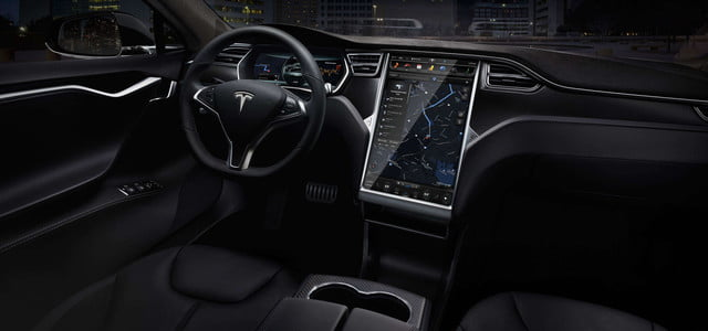 tesla launches pre owned program details prices model s interior