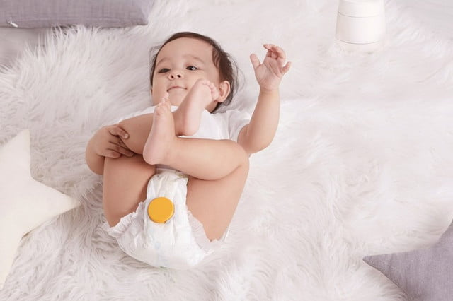 weirdest wearable tech ces 2019 monit smart diaper 2