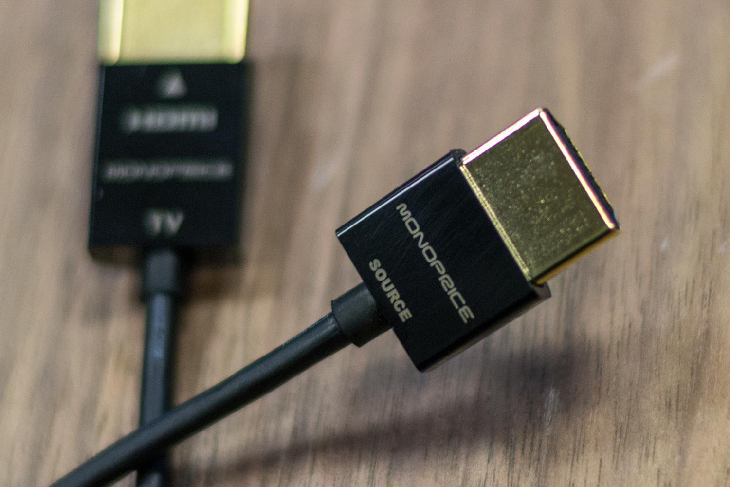 Are Expensive Hdmi Cables Worth Buying We Asked An Expert Digital Home Theater Wiring Monoprice Active Cable