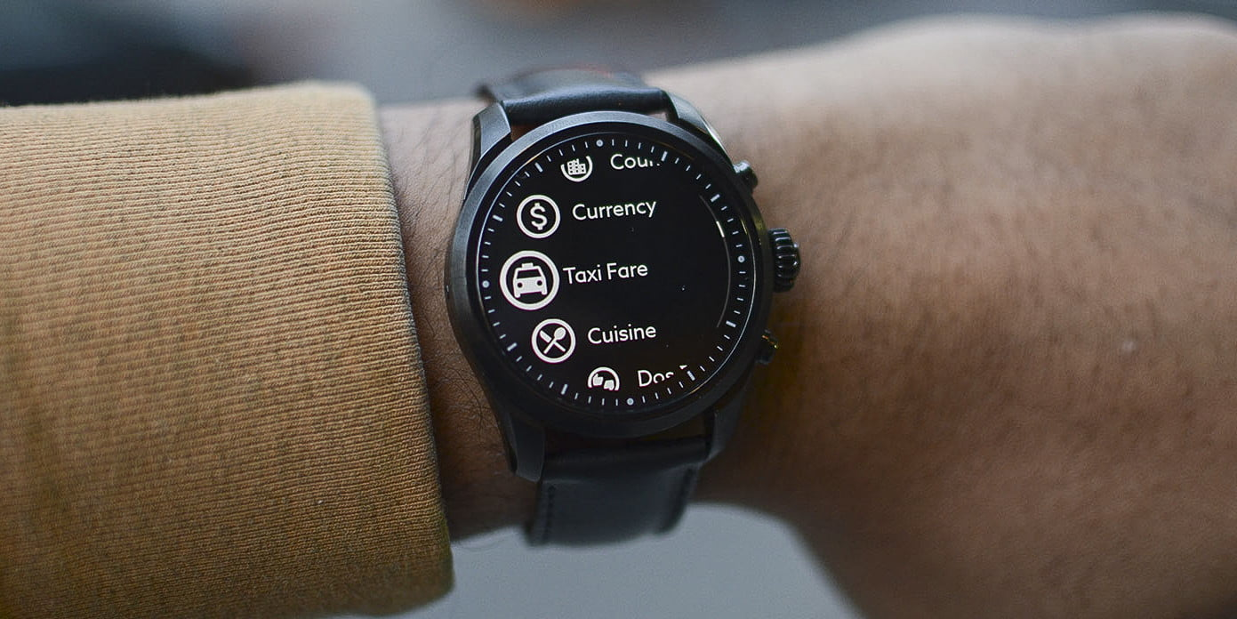 a45c761d993 Montblanc Summit 2 Review  Is Smartwatch Style Worth  1
