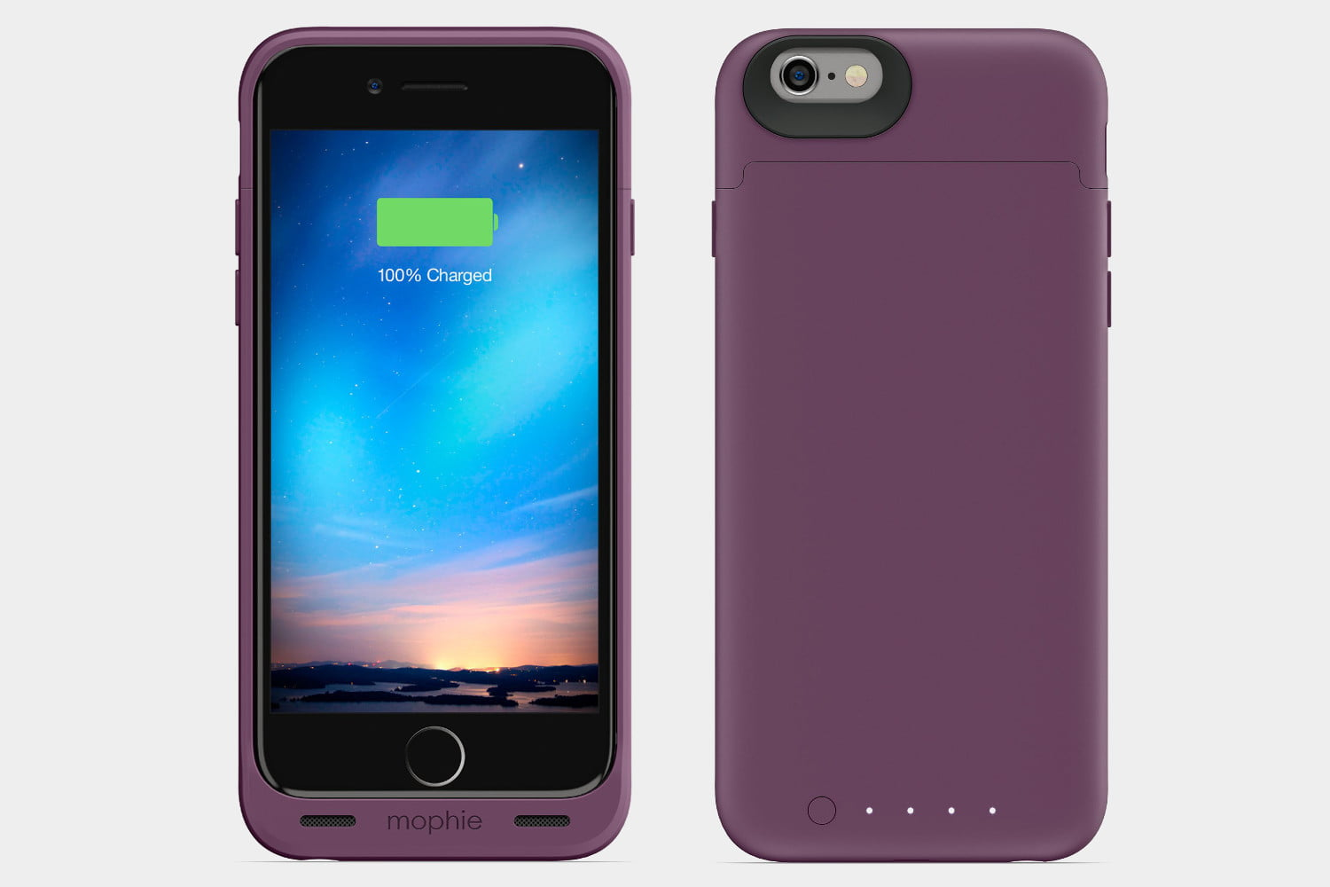 Mophie Juice Pack Reserve Iphone