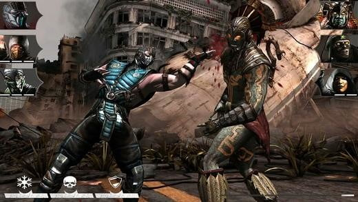 5 iphone games you need to play this week mortal kombat x screen1