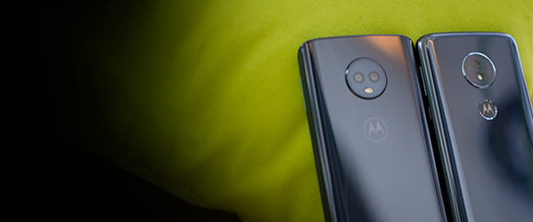 Handle the all-glass Moto G6, and you'll never believe it only costs $250