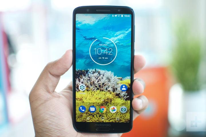 lenovo moto g6 vs play software