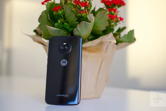 Moto X4 Android One Review Flowers