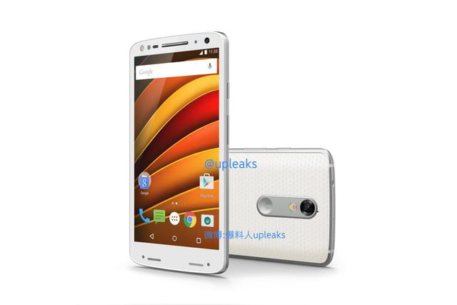 motorola may debut moto bounce in december x force leaked image white 01a