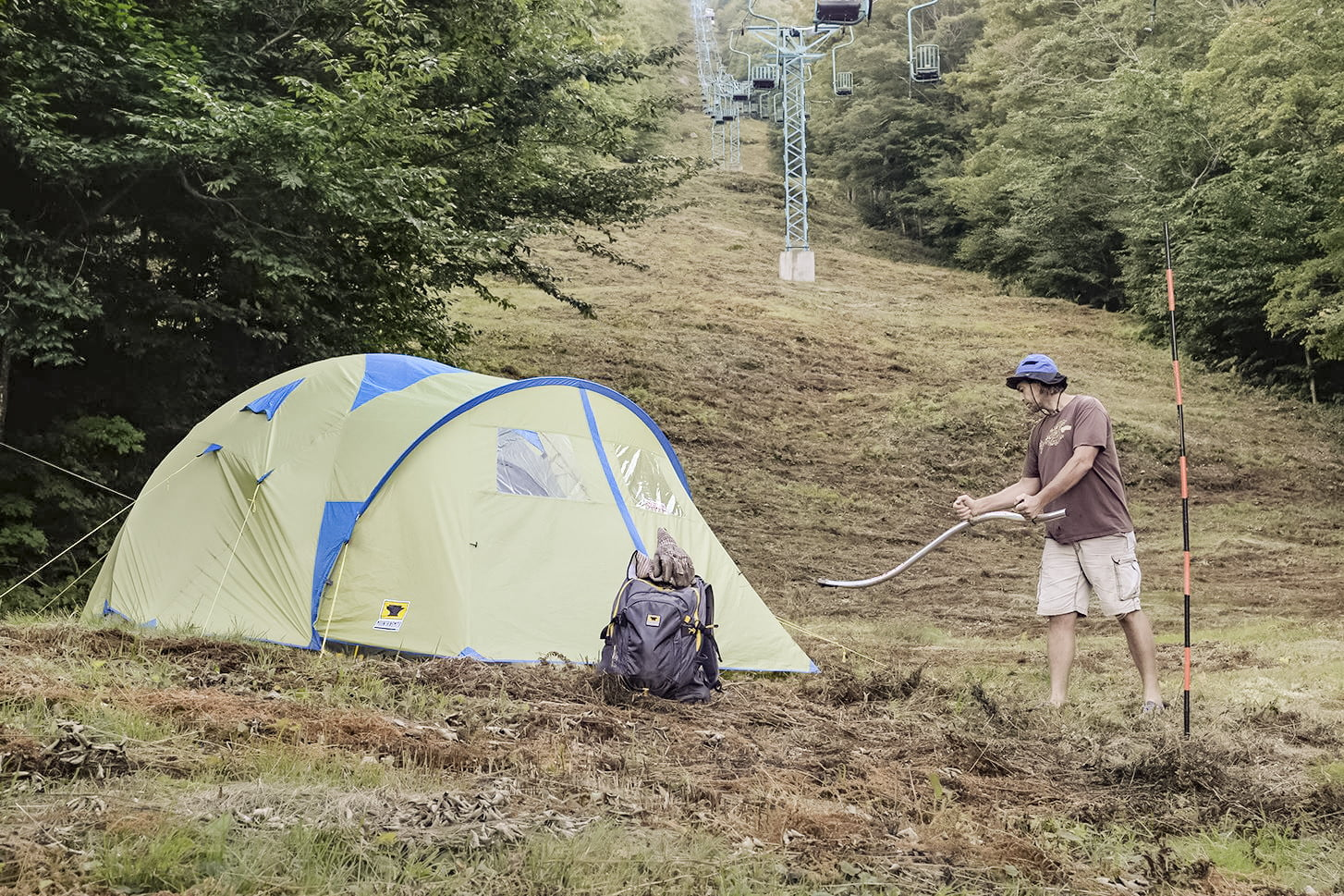 best family tents mountainsmith conifer 5 lifestyle & The Best Family Tents | Digital Trends