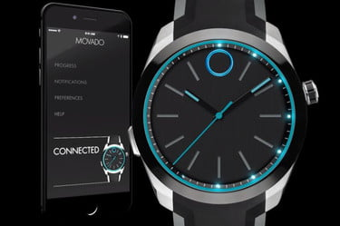 Movado Unveils Movado Motion And Bold Motion Watches Digital Trends