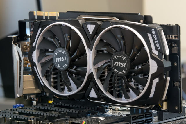 MSI GeForce GTX 1080 Ti ARMOR 11G OC review