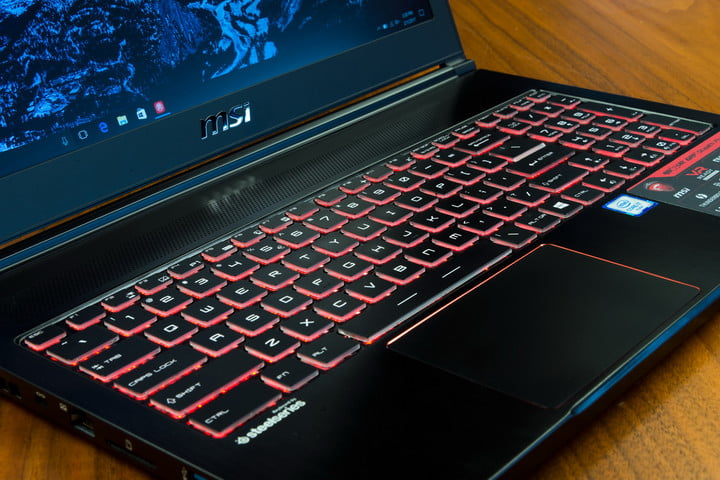 MSI GS63VR review