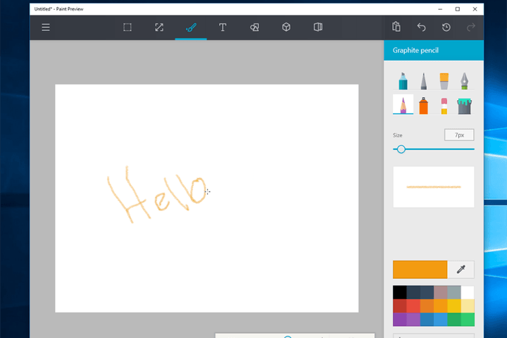 microsoft paint might become a windows store app digital trends
