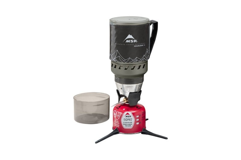 best ultralight backpacking gear msr windburner stove