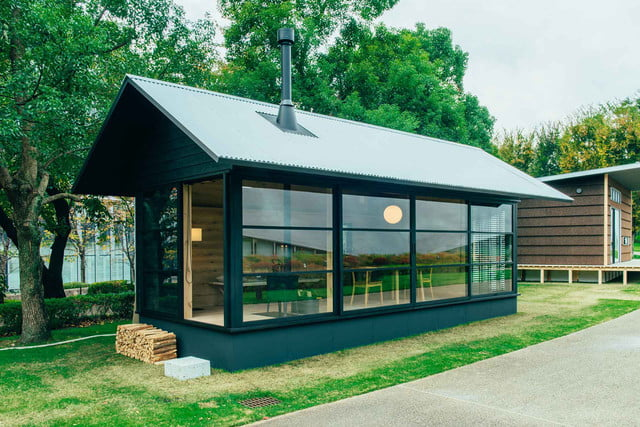 The Muji Hut Is A Micro-Home Made For Japan | Digital Trends