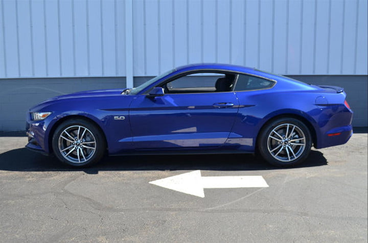Ohio Ford Mustang Roush 727hp Gt 2016 With 900x595