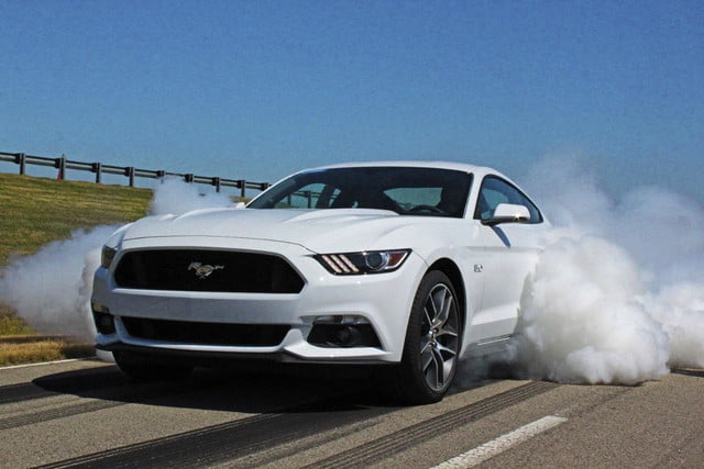 2015 Ford Mustang Line Lock3