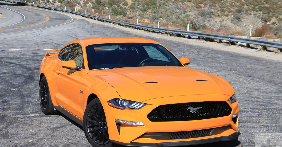 Five Ways The Refreshed 2018 Mustang Gt Merges Brains With