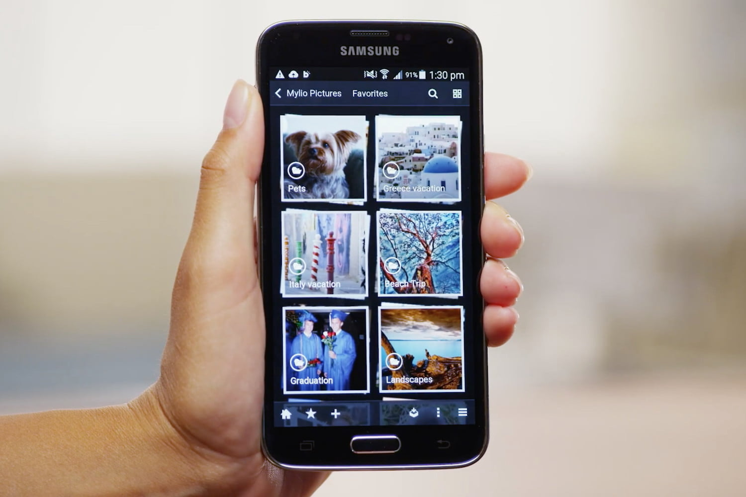 How to Transfer Photos From an Android Phone to a PC ...