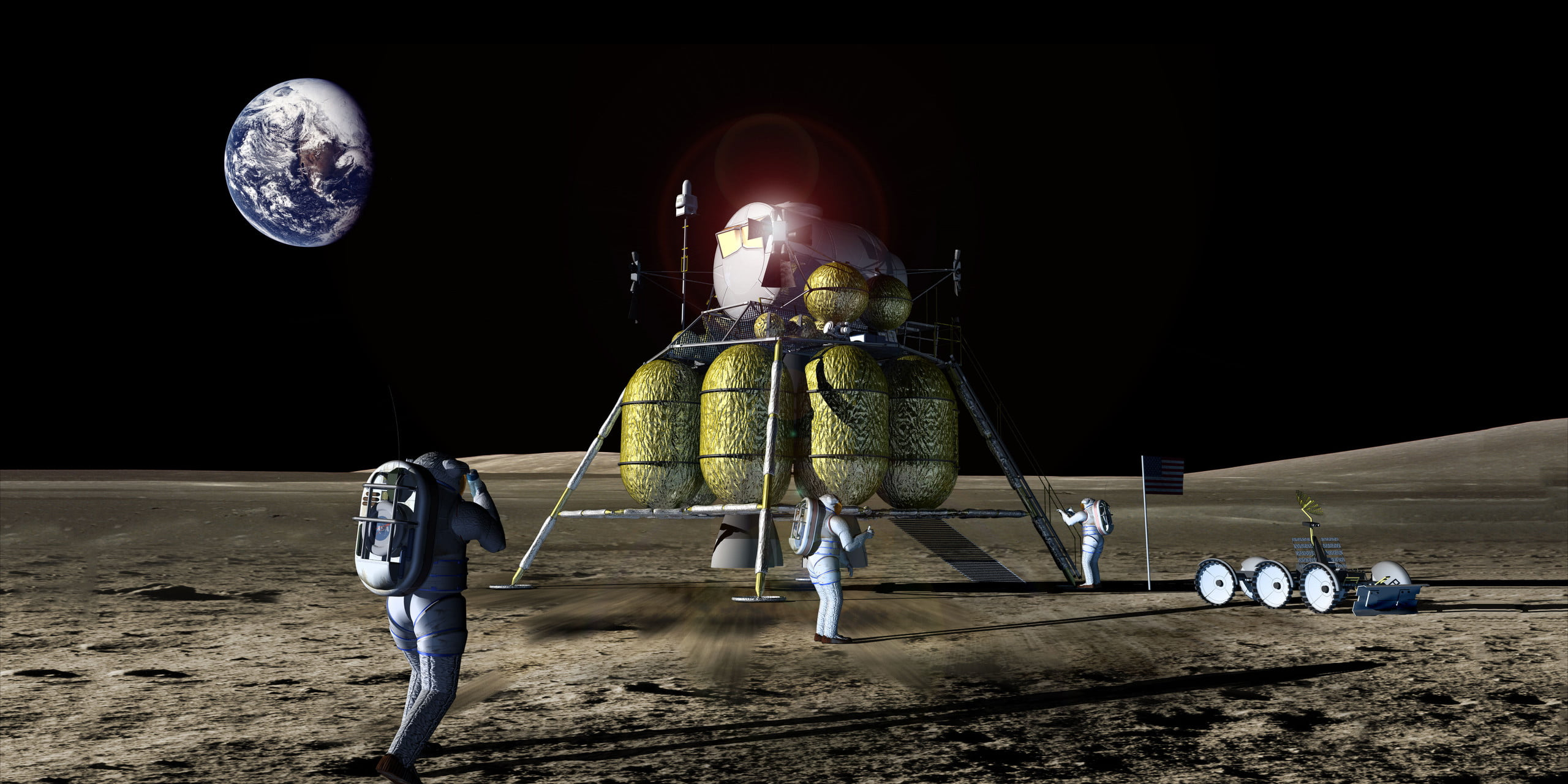 lunar space program - photo #2