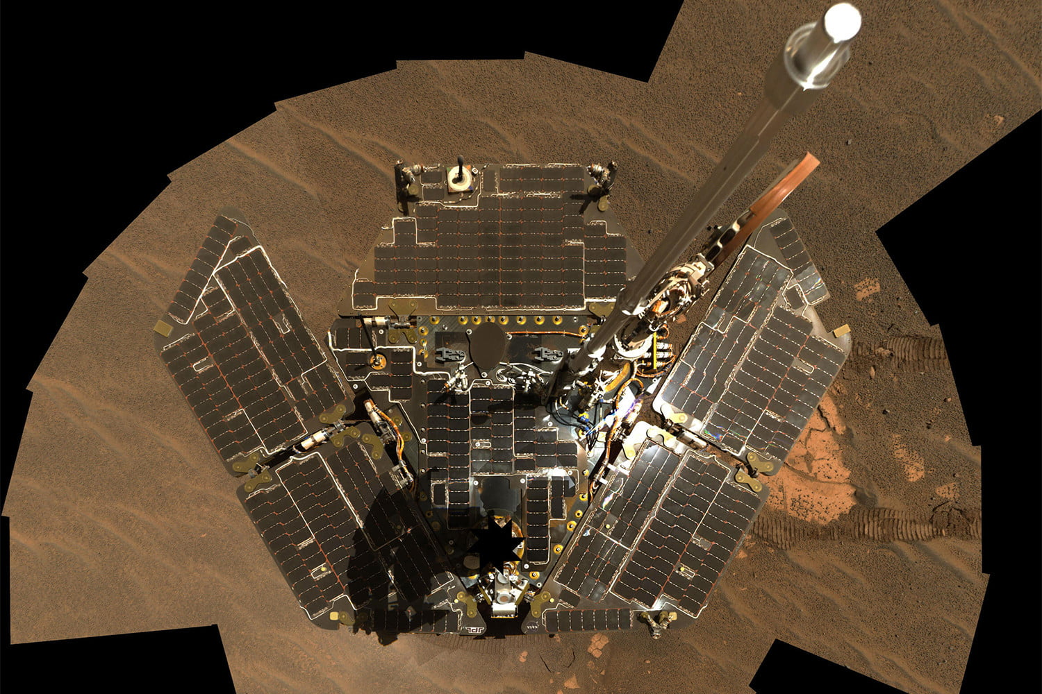 Nasa Declares Its Mars Rover Opportunity Mission Over
