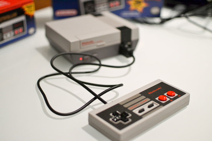 Modders hacked NES Classic Edition, expanding its library to 84 games
