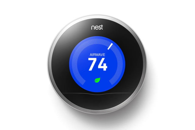 Nest Thermostat Review Digital Trends