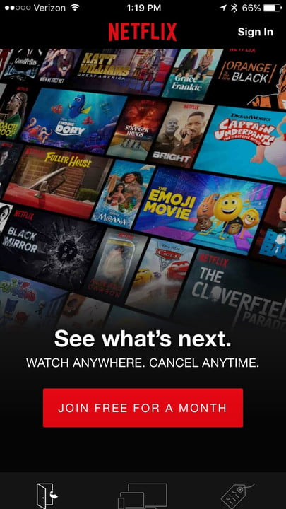 how to delete a netflix profile mobile 1
