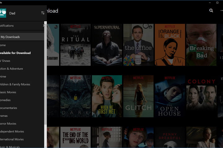 how to download movies and tv shows from netflix my downloads