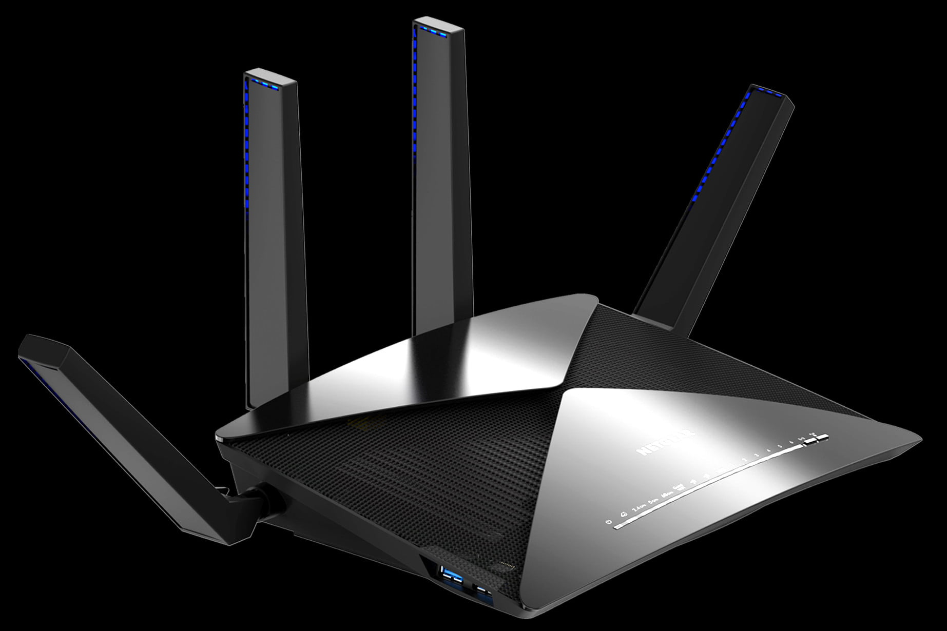 No Wireless AC? Netgear Has A Wireless AD Router For You | Digital