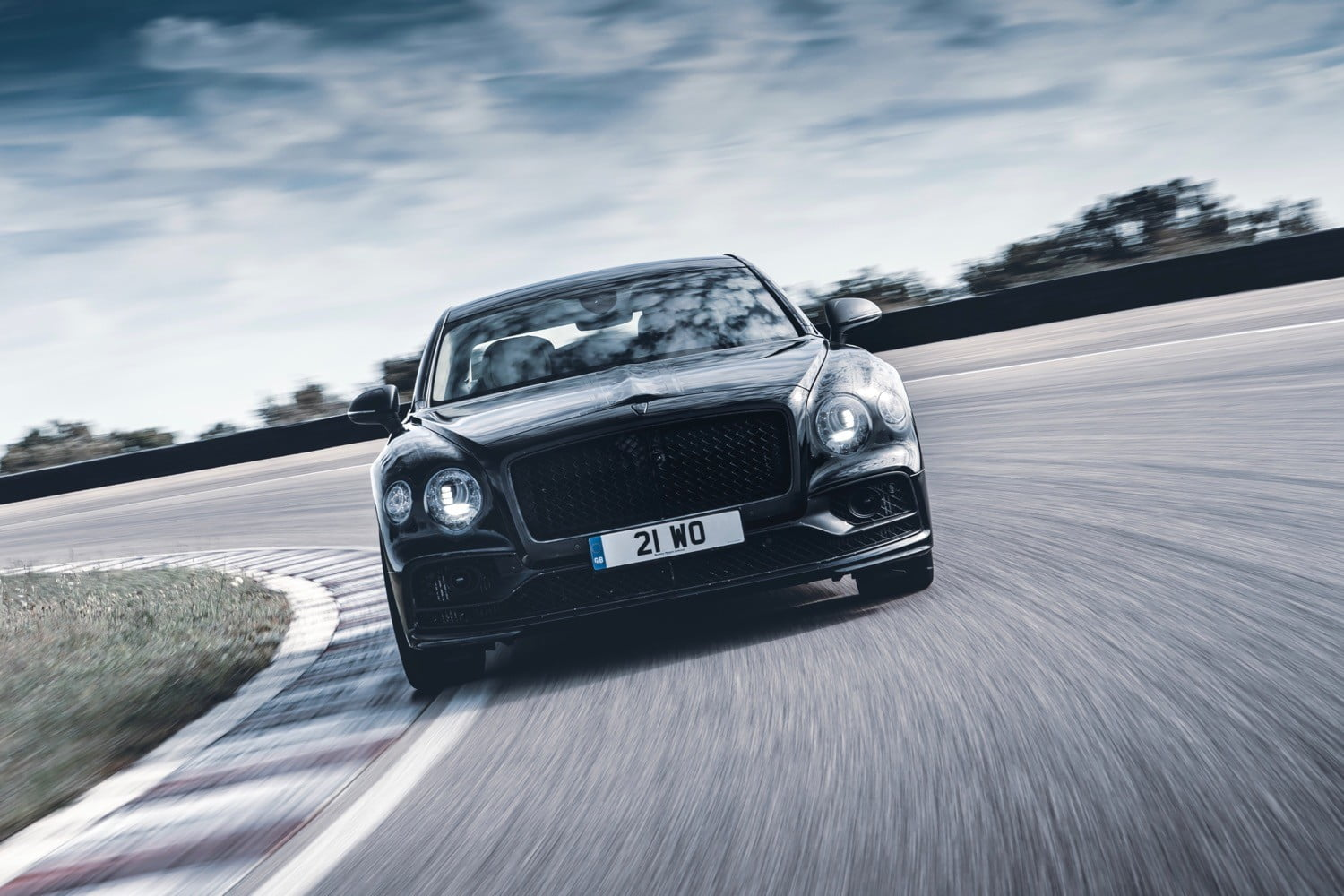Next Generation Bentley Flying Spur To Be Revealed June 11 Digital