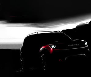 Below the new Bronco, Ford plans a smaller SUV that still rages off-road