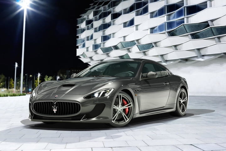 with ferrari out of the way, maserati may step into the limlight